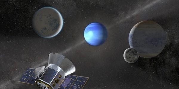 Телескопом NASA была обнаружена странная планета