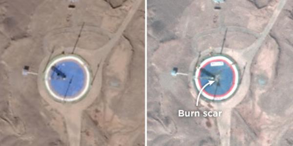 Спутники зафиксировали запуск иранской ракеты! А было ли это?