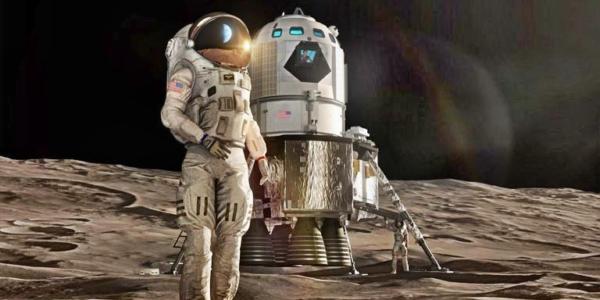 НАСА высадит людей на Луну в 2024 году