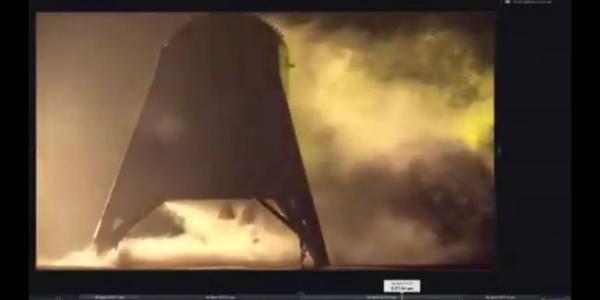 Прототип Starhopper от SpaceX, наконец, готов отправиться в звездное путешествие