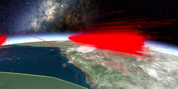 Новые исследования говорят об эскалации гонки космических вооружений