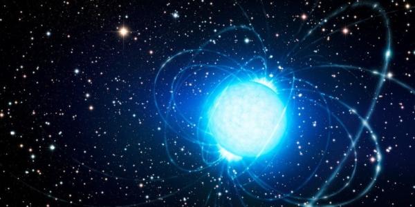 Ученые засекли признаки формирования магнетара