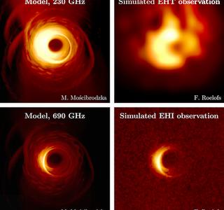 Ученые собираются запустить систему EHI для сбора информации о черных дырах