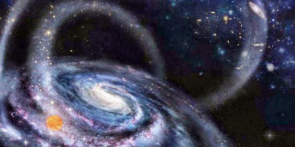Найденная химически необычная звезда происходит не из нашей галактики