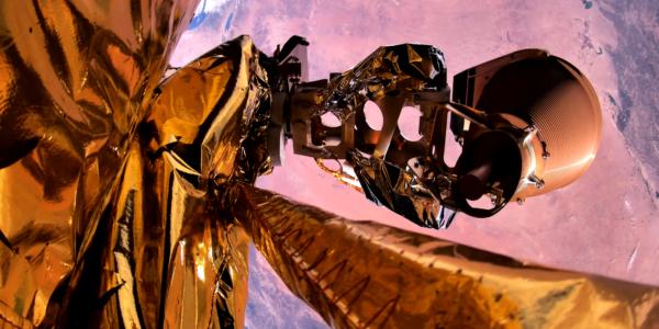 Компания Sen запустила в космос 4К видеокамеры