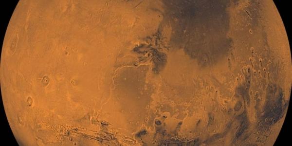 Ученые придумали, как получить кислород для Марса