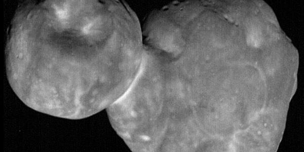 New Horizons исследует удивительное единение двух половинок Ultima Thule