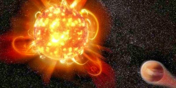 Радиоизлучение от вспышки на нашей звезде может прошить Землю, отключая всю технику.