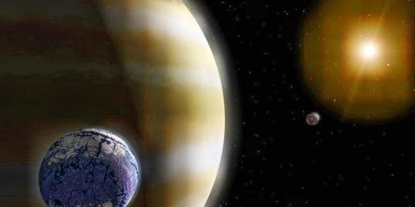 Ученые ищут жизнь на инопланетных лунах