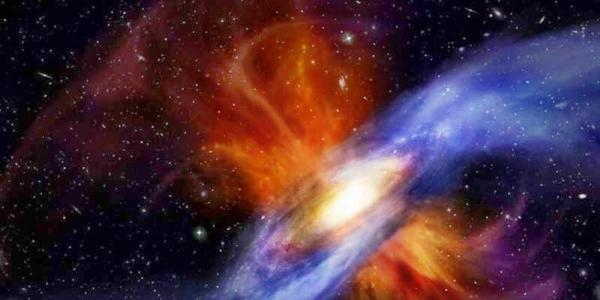 Холодный газ вращается как галактический диск
