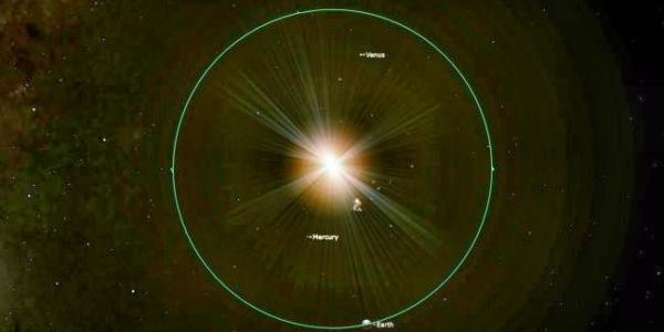 Земля находится сегодня (4 июля) дальше от Солнца, чем в любое другое время года