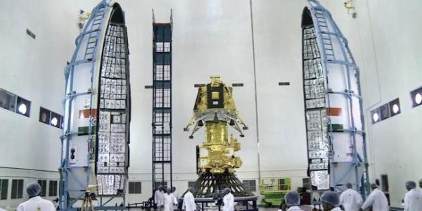 Миссия Чандраян – 2 прибудет на Луну через 7 недель