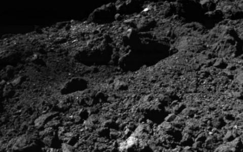 Хаябуса 2 снова берет образцы с астероида Рюгу
