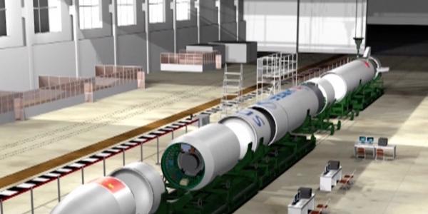 Первая китайская миссия Smart Dragon-1 достигла цели