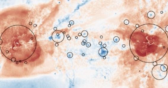 Команда астрономов глубоко погрузилась в космический туман