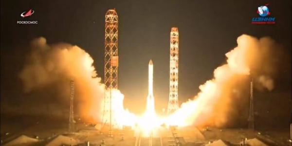 Россия запустила последний из четырех спутник Благовест