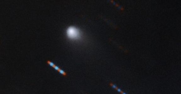 Газовая молекула, впервые идентифицированная на межзвездной комете