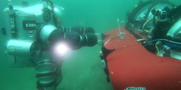 Подводные испытания
