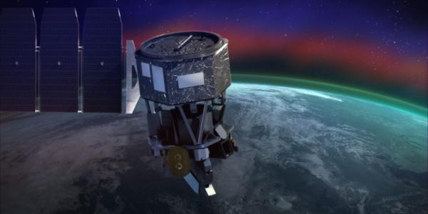 Наконец, NASA запустило спутник для исследования ионосферы