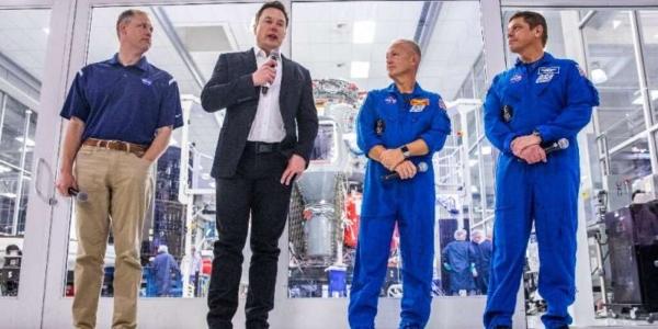 НАСА и SpaceX надеются, что пилотируемый полет на МКС состоится в начале 2020 года