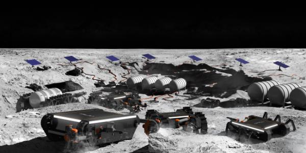 Умные роботы помогут сделать Солнечную систему, чтобы помочь астронавтам