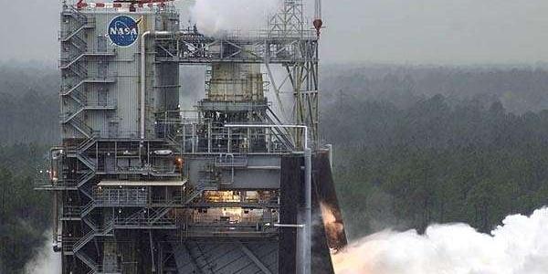НАСА готовится испытать новую ракету SLS в Миссисипи