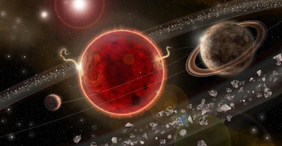 Проксима с: возможная вторая планета, найденная вокруг ближайшего соседа Солнца