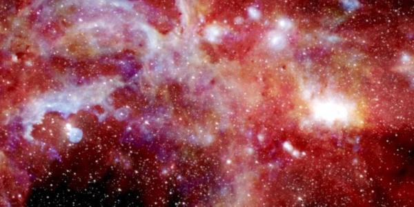 НАСА снимает самое подробное изображение Центра Млечного Пути