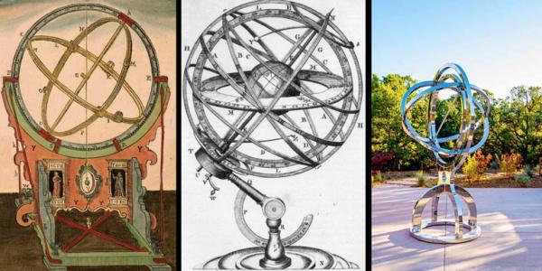 Реконструирована единственная работающая армиллярная сфера на Земле – это взгляд на мир глазами древних астрономов