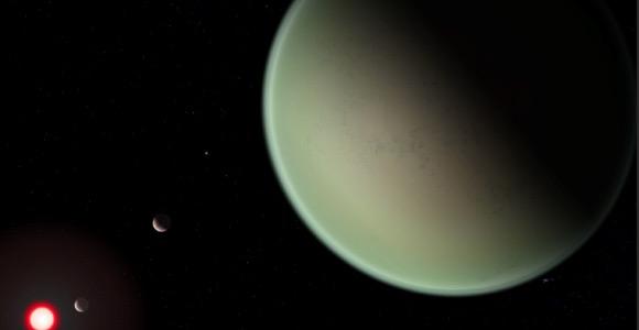 У астрономов появился новый способ определения кислорода в атмосферах экзопланет