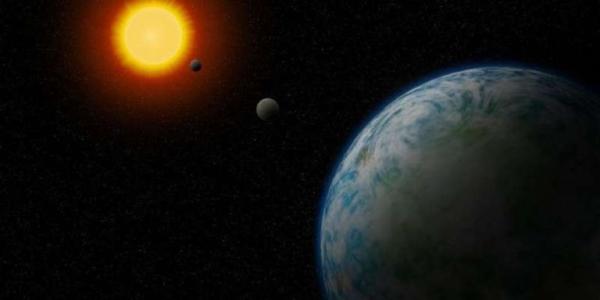 """Новая экзопланета раскрывает смысл слова """"холодный"""" в полной мере"""