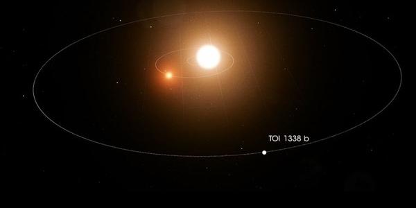 Школьник на третий день стажировки открыл новую планету