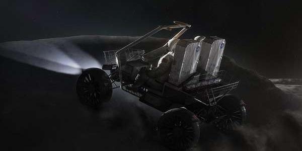 НАСА просит у промышленности новые идеи для лунных роверов