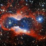 Прекрасная планетарная туманность попала в объектив астрономов