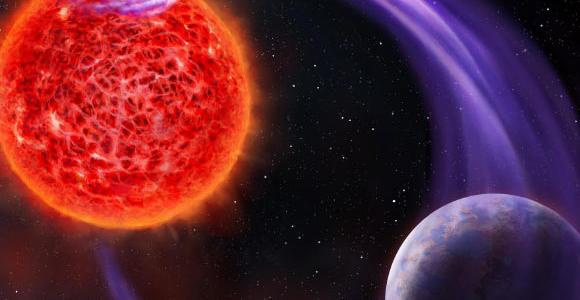 Ученые нашли способ изучать экзопланеты и их красных карликовых звезд - хозяев