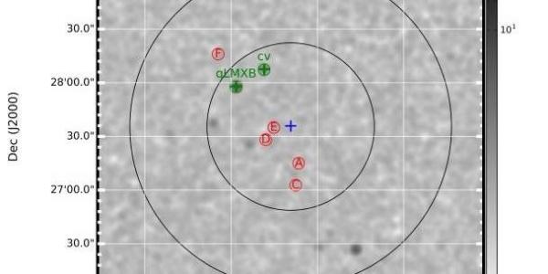 Новый бинарный миллисекундный пульсар открыт в NGC 6205