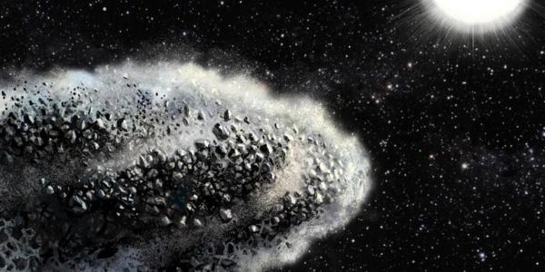 Через 5-6 миллиардов лет Солнце расширится и уничтожит наш пояс астероидов