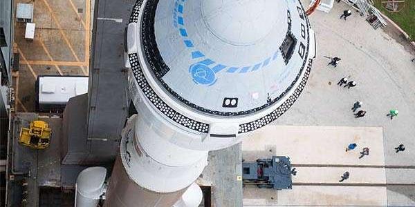 Боинг покупает российские комплектующие для Звездного лайнера