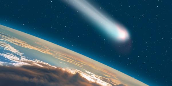 Потрясающее зрелище запечатлел телескоп Hubble: настоящее небесное шоу с кометой NEOWISE