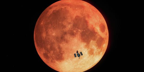 Луна как зеркало: новый метод поиска внеземной жизни