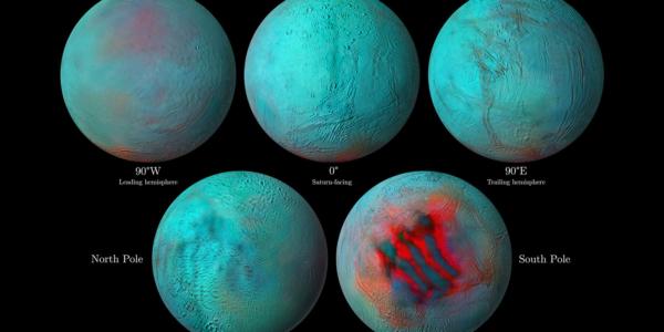 Энцелад замерз: неожиданность, которую не смогли предсказать ученые