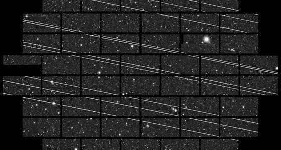 Мегасозвездия спутников могут экстремально повлиять на астрономию