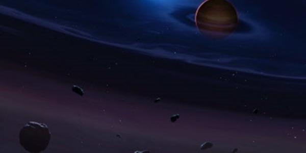 Большая находка в космосе! Открытие, превратившееся в вопрос: как планета выживает у мертвой звезды?