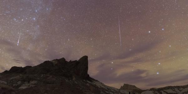 Чего ждать землянам от метеоритного потока Орионид?