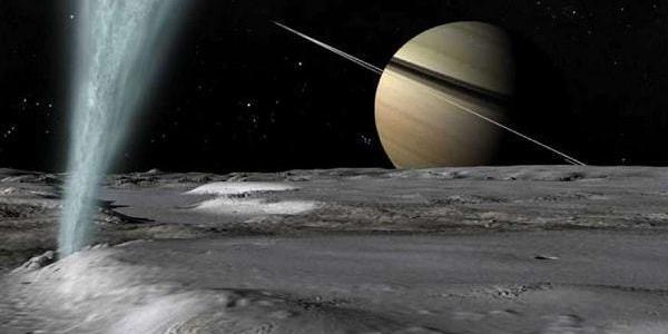 Автостопом на Энцелад или есть ли жизнь на спутнике Сатурна