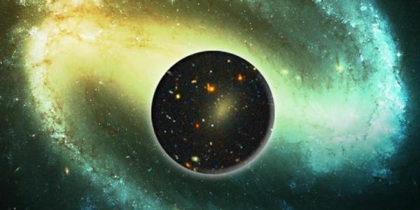 Ученые клялись, что галактика на 98% состоит из темной материи!