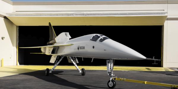 Boom Supersonic проведет испытания сверхзвукового реактивного самолета ХВ-1