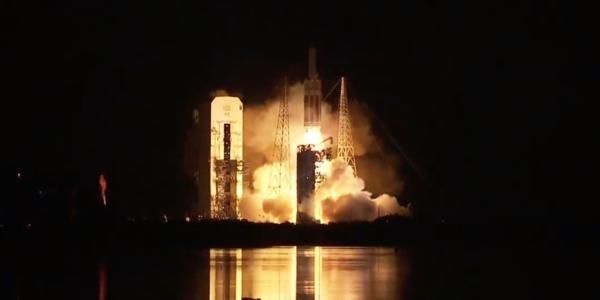 Delta IV Heavy и NROL-44: еще одно шпионское око США на орбите