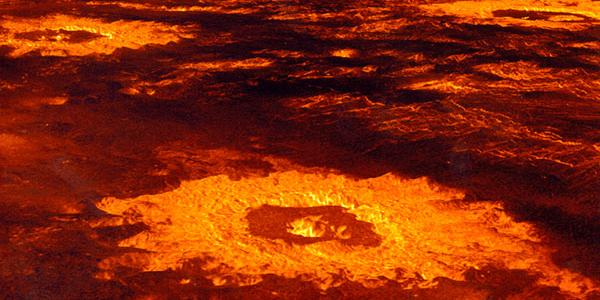 Рассекречены документы о первой посадке на Венеру