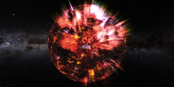 Мертвый телескоп обнаружил в пространстве звезду-гибрид двух ядовитых пауков